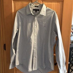 Men's Tommy Hilfiger Button Shirt Size L